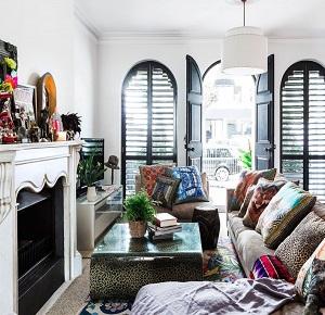 Camilla Franks Home