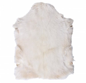 Long Haired Himalayan Goat Hair Throw